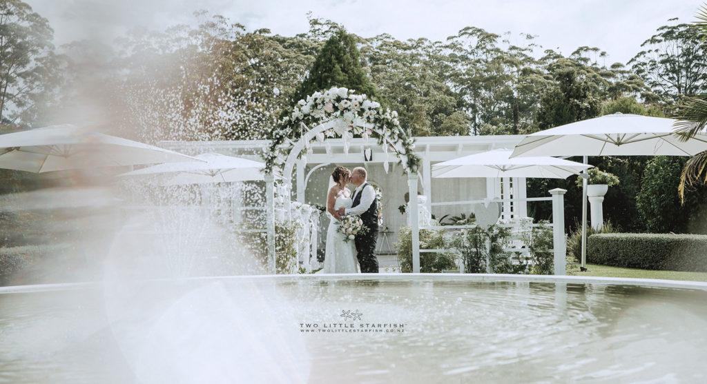 wedding venue in kerikeri seronera country garden weddings